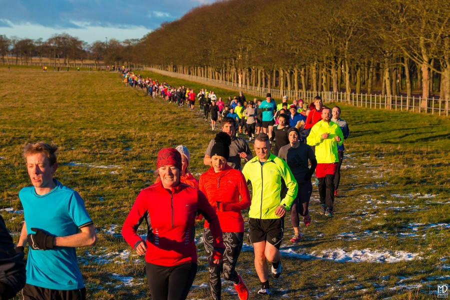 Newcastle's park run is at Exhibition park every Saturday at 9am.